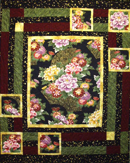 4 In 1 Quilt Patterns Quot The Sky Is The Limit And Your