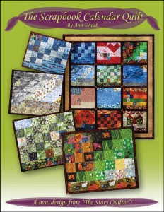 The Scrapbook Calendar Quilt