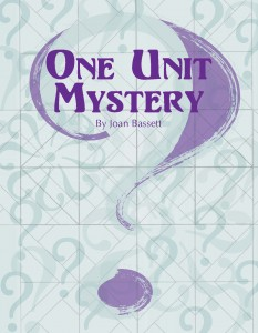 One Unit Mystery