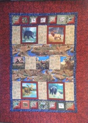 Quilt Patterns For A Man : Quilts for Men - QuiltWoman.com BlogQuiltWoman.com Blog