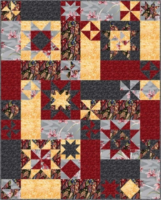 Mystery Quilt Weekend