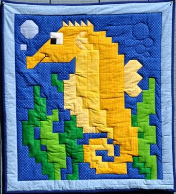 seahorse quilt