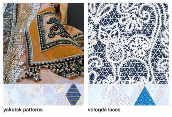 yakutsk and vologda laces