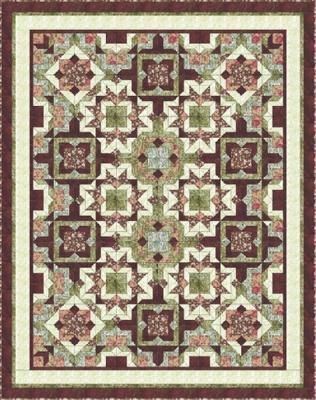 Grannies quilt