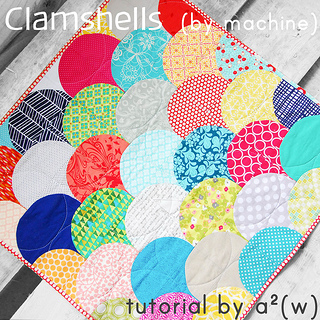 clamshells by machine