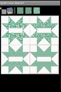 quilting color match