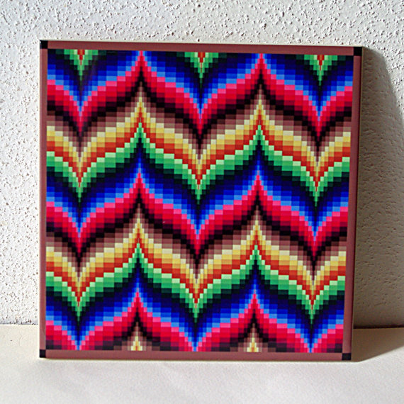 bargello trivet