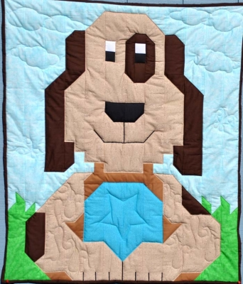 no applique quilt