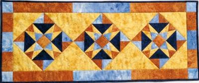 quarter square triangles