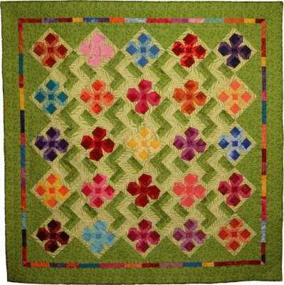 quilting for health