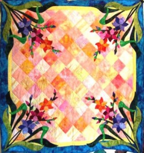 Quilting workshops and lectures